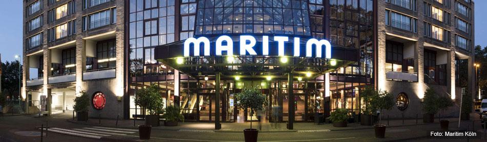 Maritim Hotel Koln Adresse