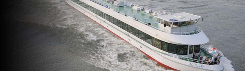 Kölner Lichter 2021 Schiff